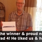 vicrtor ipad winner