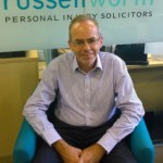 Peter Russell, Russell Worth Solicitors